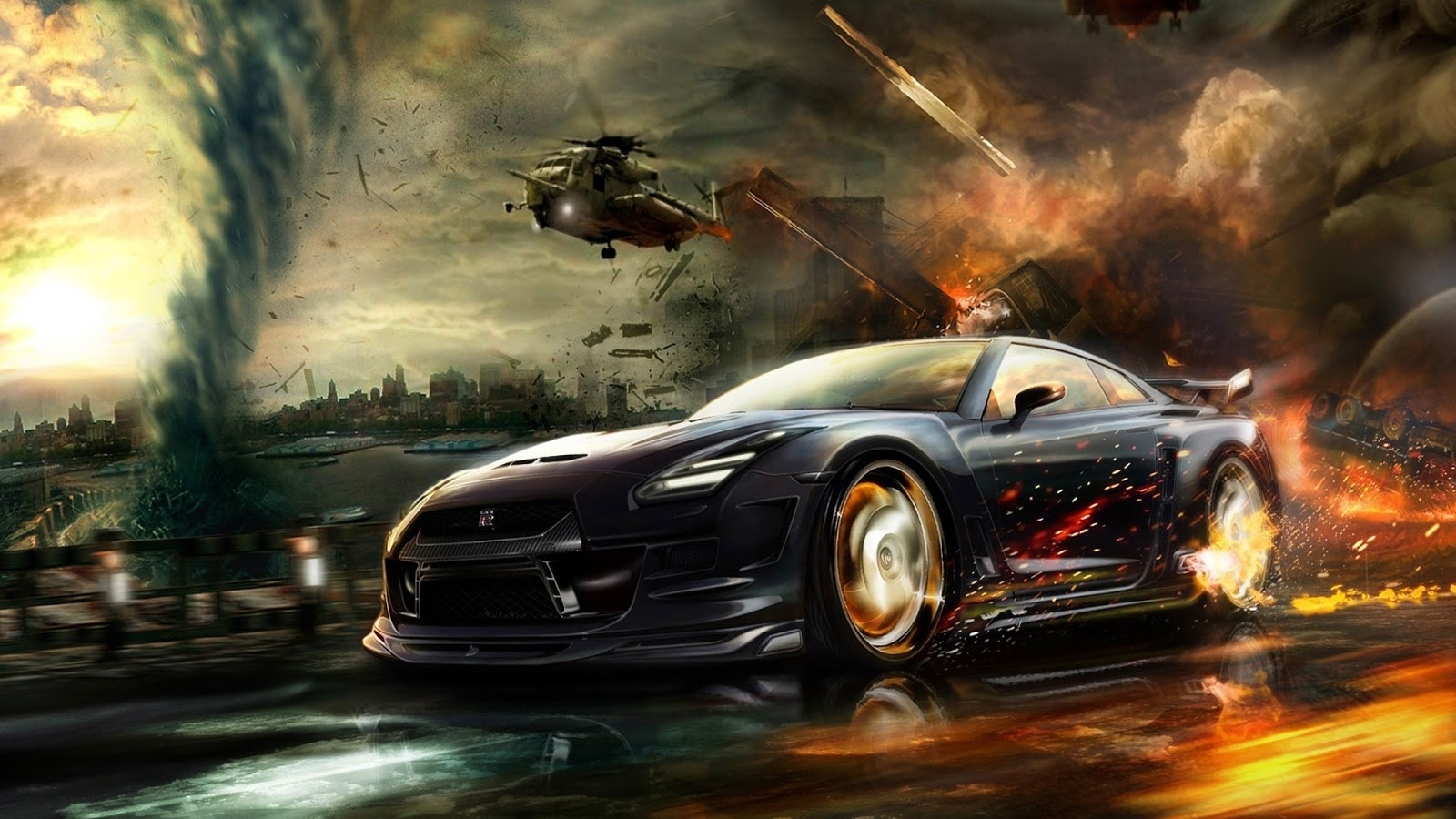 10 latest street race cars wallpapers full hd 1920×1080 for pc