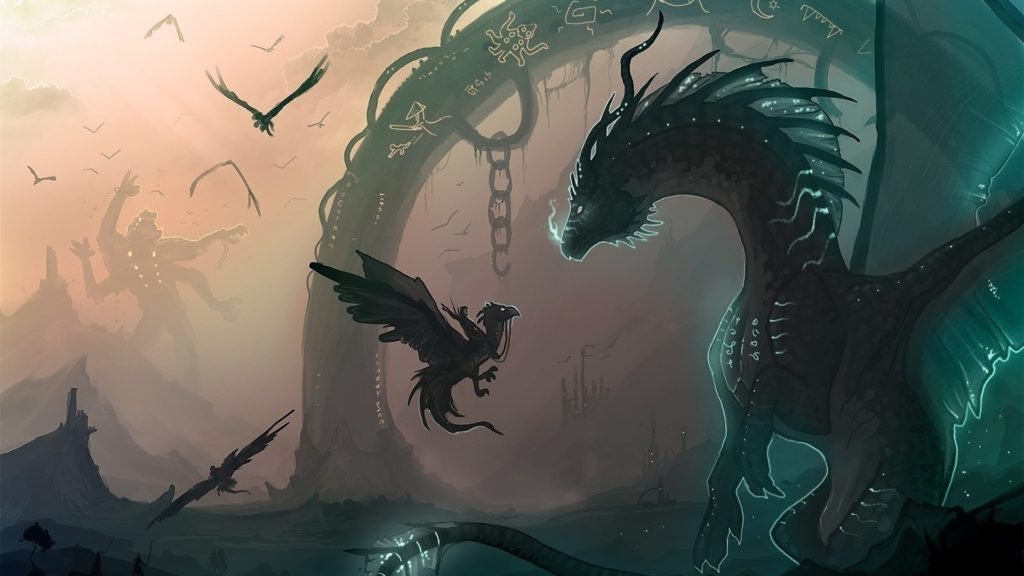 10 Latest Dragon Wallpaper Hd 1080P FULL HD 1920×1080 For PC Background 2018 free download download wallpaper 1920x1080 dragon chain cub birds full hd 1024x576