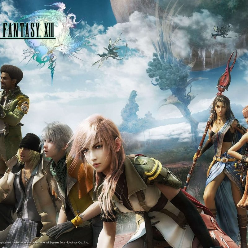 10 New Final Fantasy 13 Wallpaper 1920X1080 FULL HD 1920×1080 For PC Desktop 2018 free download download wallpaper 1920x1080 final fantasy xiii characters sky 800x800