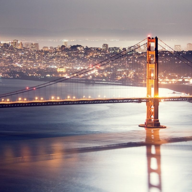 10 Best San Francisco 1920X1080 FULL HD 1080p For PC Background 2018 free download download wallpaper 1920x1080 san francisco night bridge lights 800x800