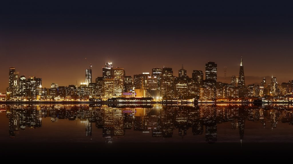 10 Most Popular San Francisco Night Wallpaper FULL HD 1920×1080 For PC Desktop 2018 free download download wallpaper 1920x1080 san francisco night city panorama 1024x576