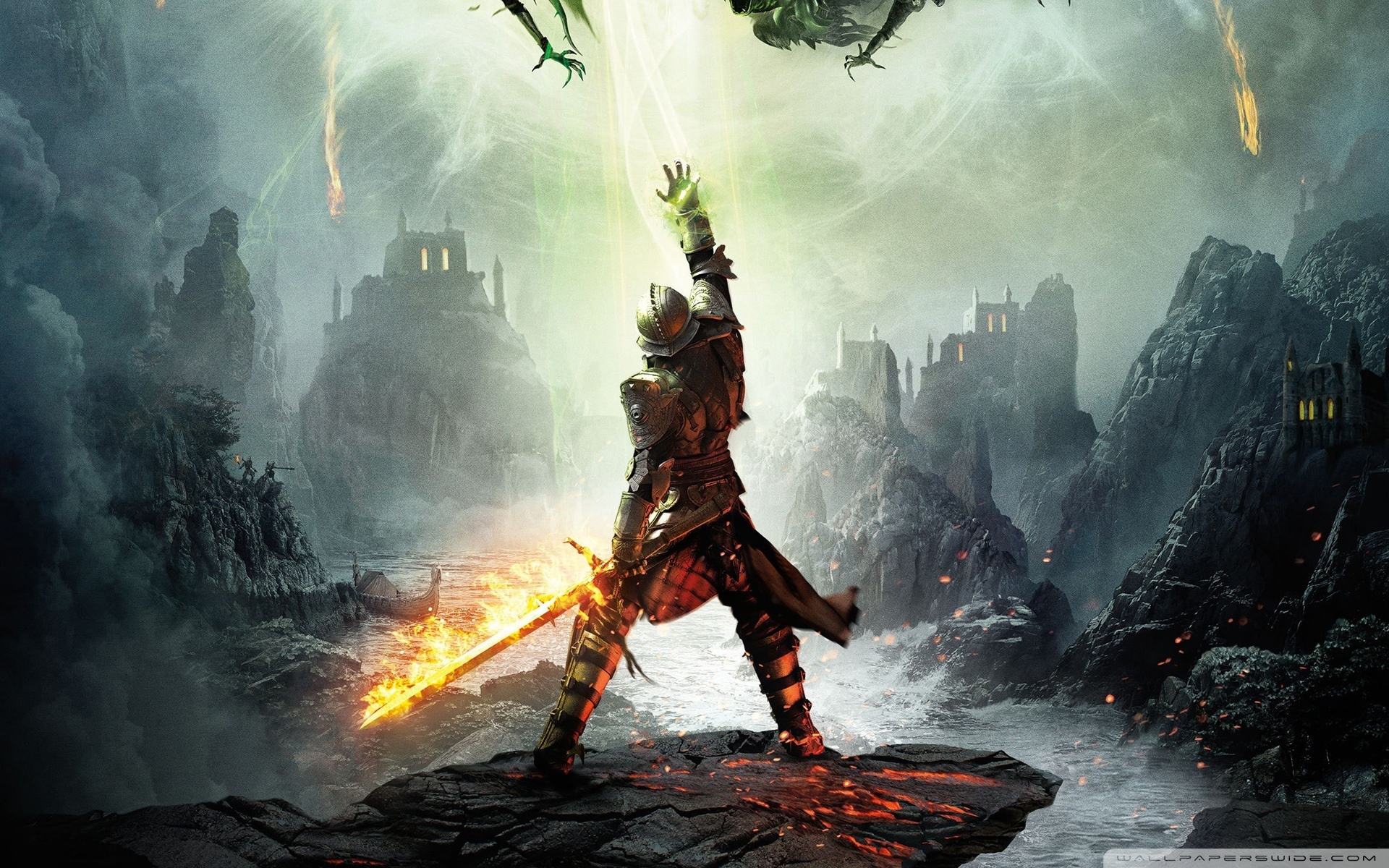 dragon age 3 inquisition ❤ 4k hd desktop wallpaper for 4k ultra hd