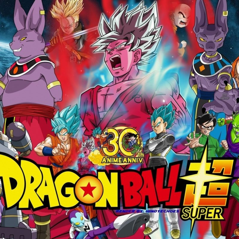 Dragon Ball Super Christmas Wallpaper: 10 New Dragon Ball Super Wallpaper 1920X1080 FULL HD 1080p