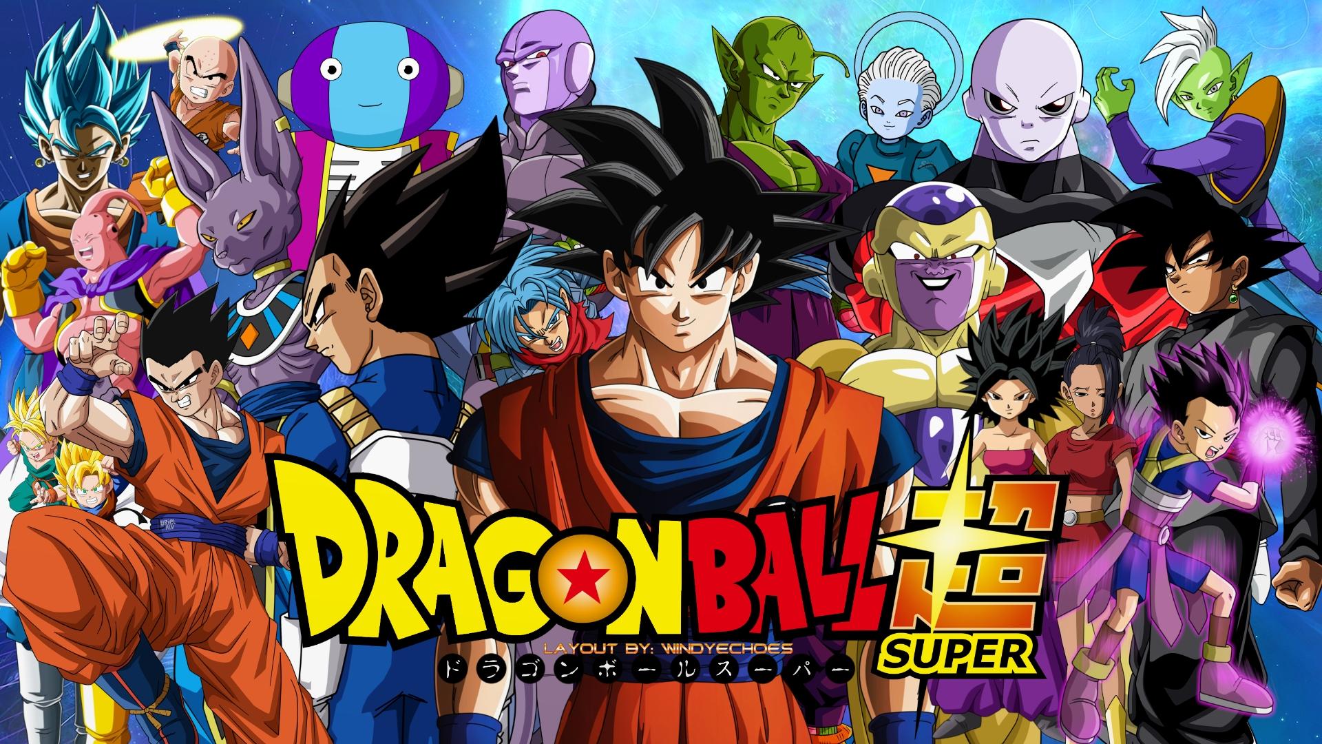 10 Top Dragon Ball Super Wall Paper Full Hd 1080p For Pc Desktop