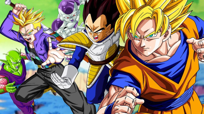 10 Most Popular Dragon Ball Z Picters FULL HD 1080p For PC Background 2018 free download dragon ball z 30th anniversary collectors edition announced with a 800x450