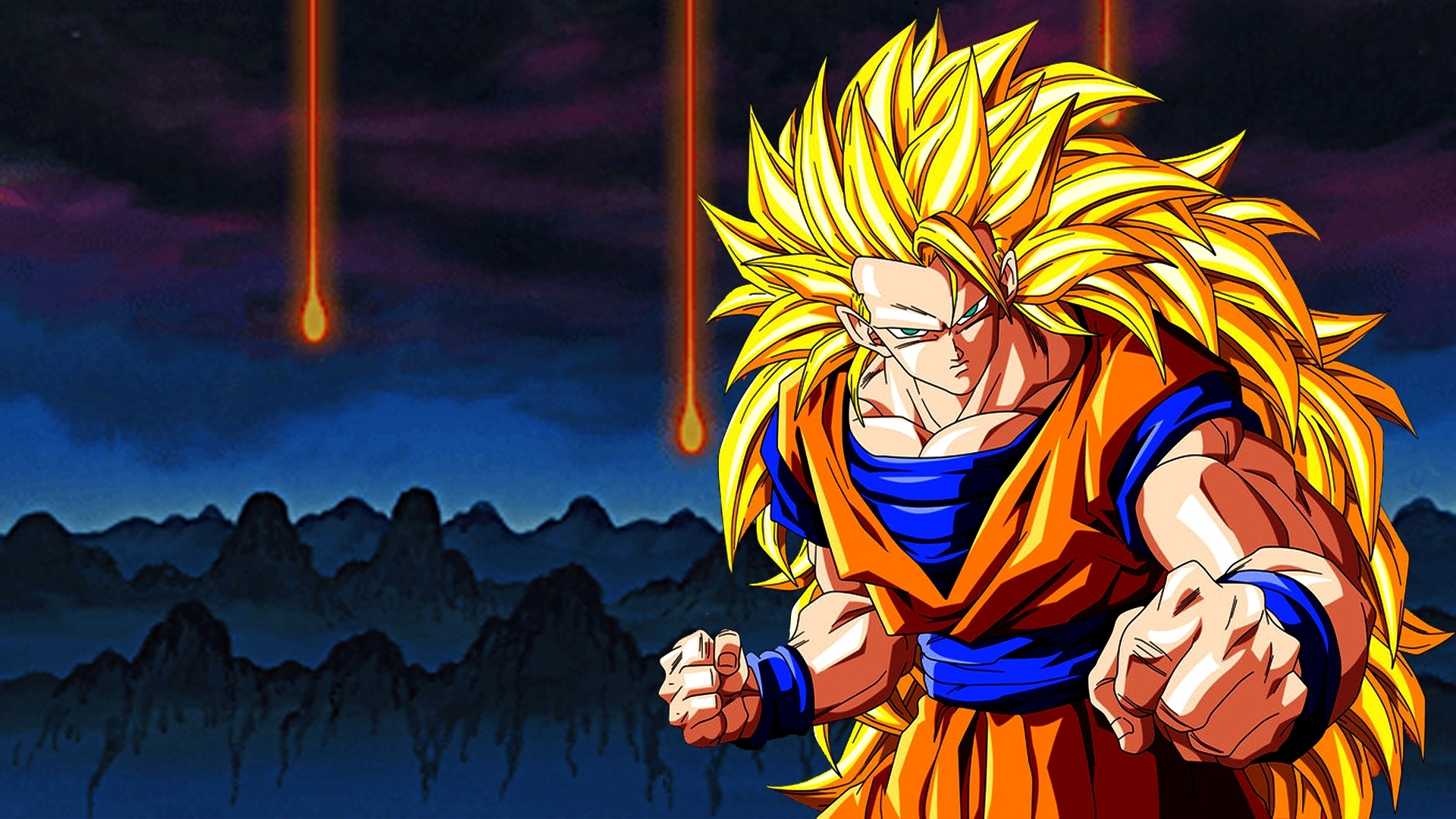 10 Latest Dragon Ball Z Goku Hd Wallpapers FULL HD 1920×1080 For PC Background