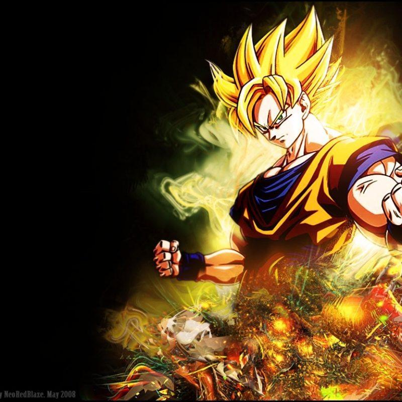 10 Latest Dragon Ball Z Goku Hd Wallpapers FULL HD 1920× ...