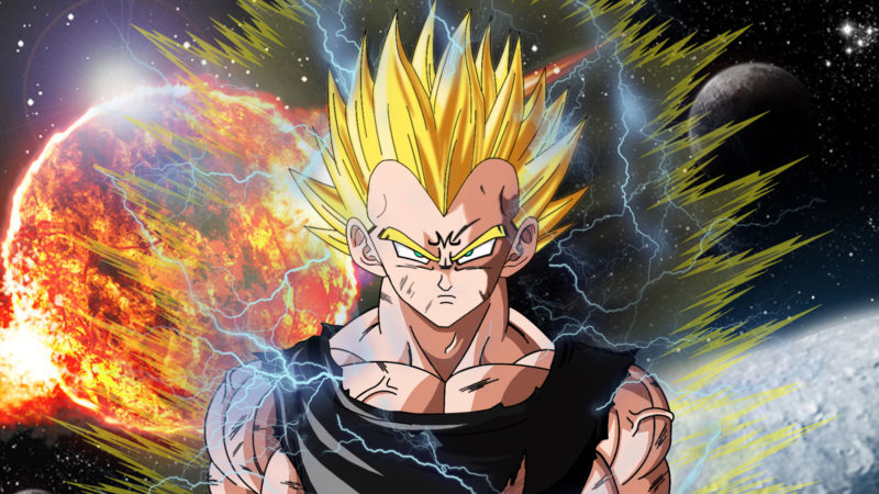 10 Best Wallpapers Of Dragonball Z FULL HD 1920×1080 For PC Background 2018 free download dragon ball z images majin vegeta hd wallpaper and background photos 800x450