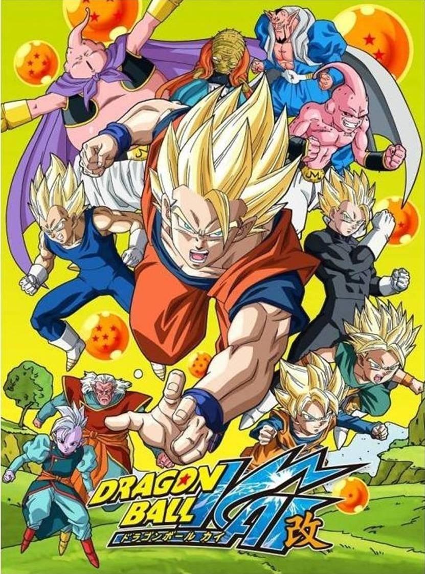 dragon ball z kai - serie tv 2009 - manga news