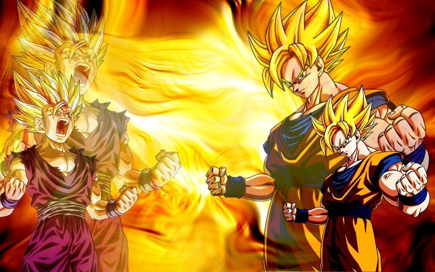 10 Latest Dragon Ball Z Wallpaper Super Saiyan FULL HD 1920×1080 For PC Background