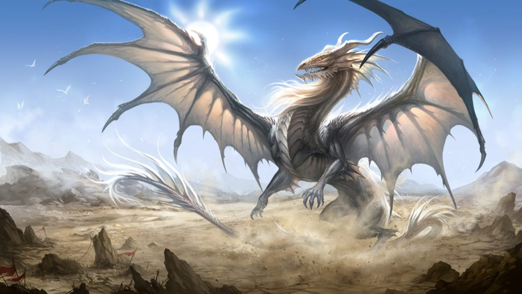 10 New Fantasy Dragon Wallpaper Hd FULL HD 1080p For PC Background 2018 free download dragon full hd wallpaper and background image 1920x1080 id441572 1024x576