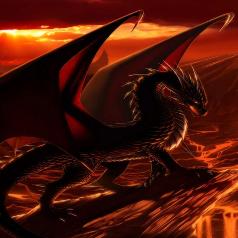 10 Best Cool Fire Dragon Wallpaper FULL HD 1080p For PC Background 2020 free download dragon surroundedlava wallpaper tuz pinterest lava 800x800