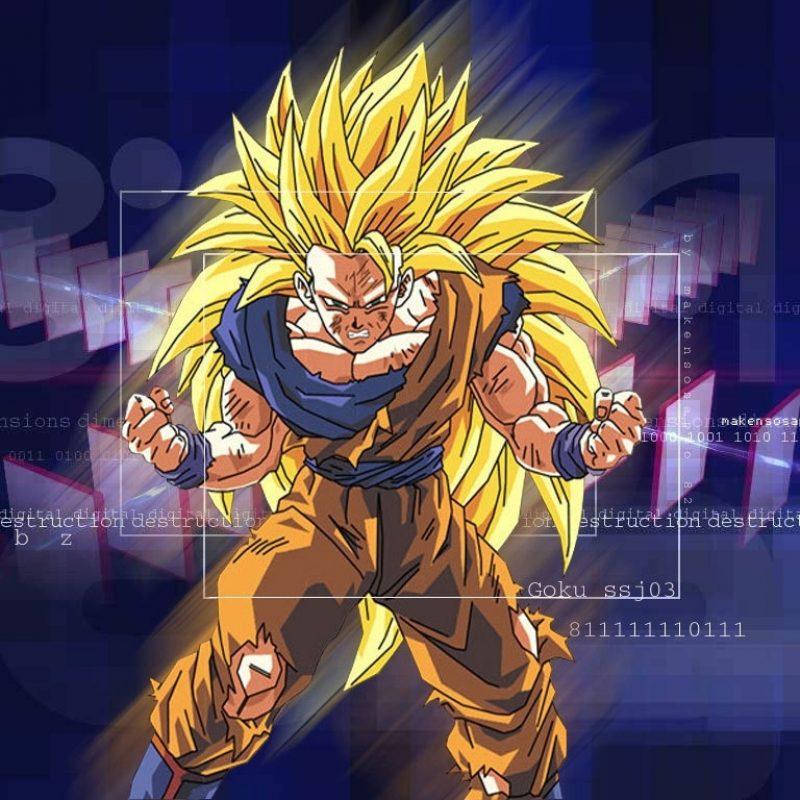 10 Top Super Saiyan 3 Goku Wallpaper Full Hd 19201080 For Pc Desktop