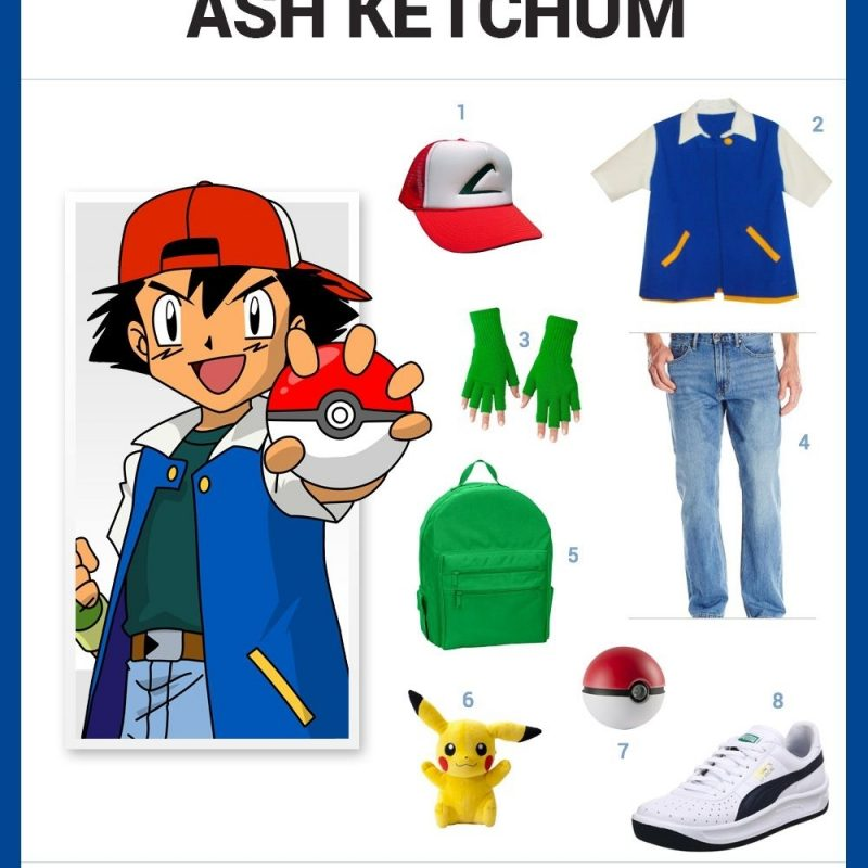 10 Top Pictures Of Ash From Pokemon FULL HD 1080p For PC Background 2018 free download dress like ash ketchum ash ketchum ash and trainers 800x800