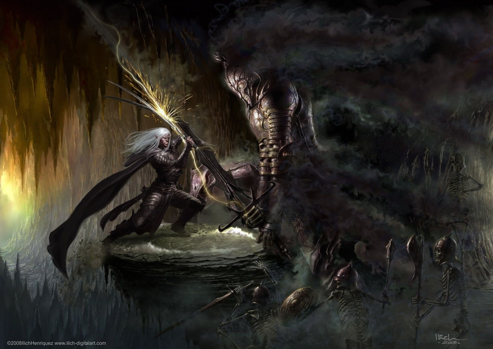 drizzt do'urden wallpaper | drizzt do urden wallpaper
