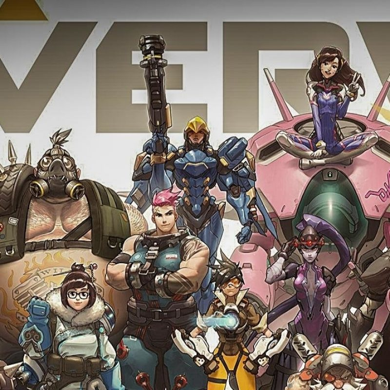 10 New Overwatch Dual Monitor Wallpaper FULL HD 1920×1080 For PC Background 2018 free download dual monitor overwatch wallpapers hd backgrounds 1 800x800