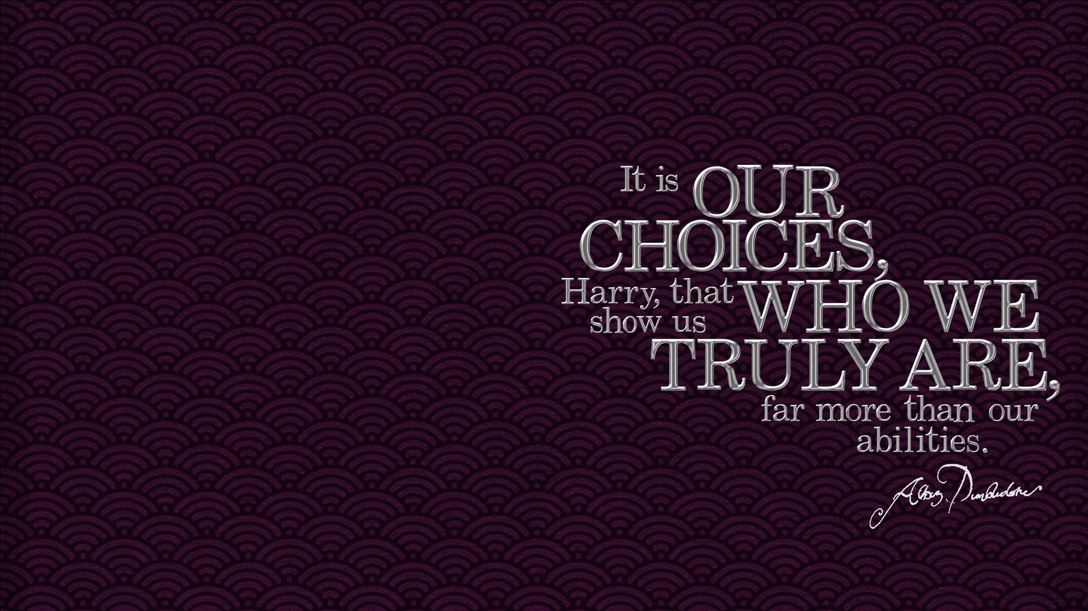 dumbledore quote widescreen wallpaper widescreen wallpaper made