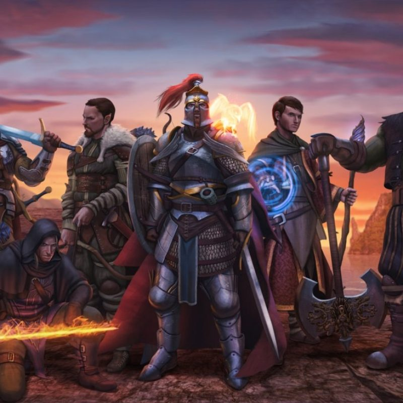 10 Latest Dungeons And Dragons Party Wallpaper FULL HD 1080p For PC Background 2020 free download dungeons and dragons partyforrestimel on deviantart 800x800