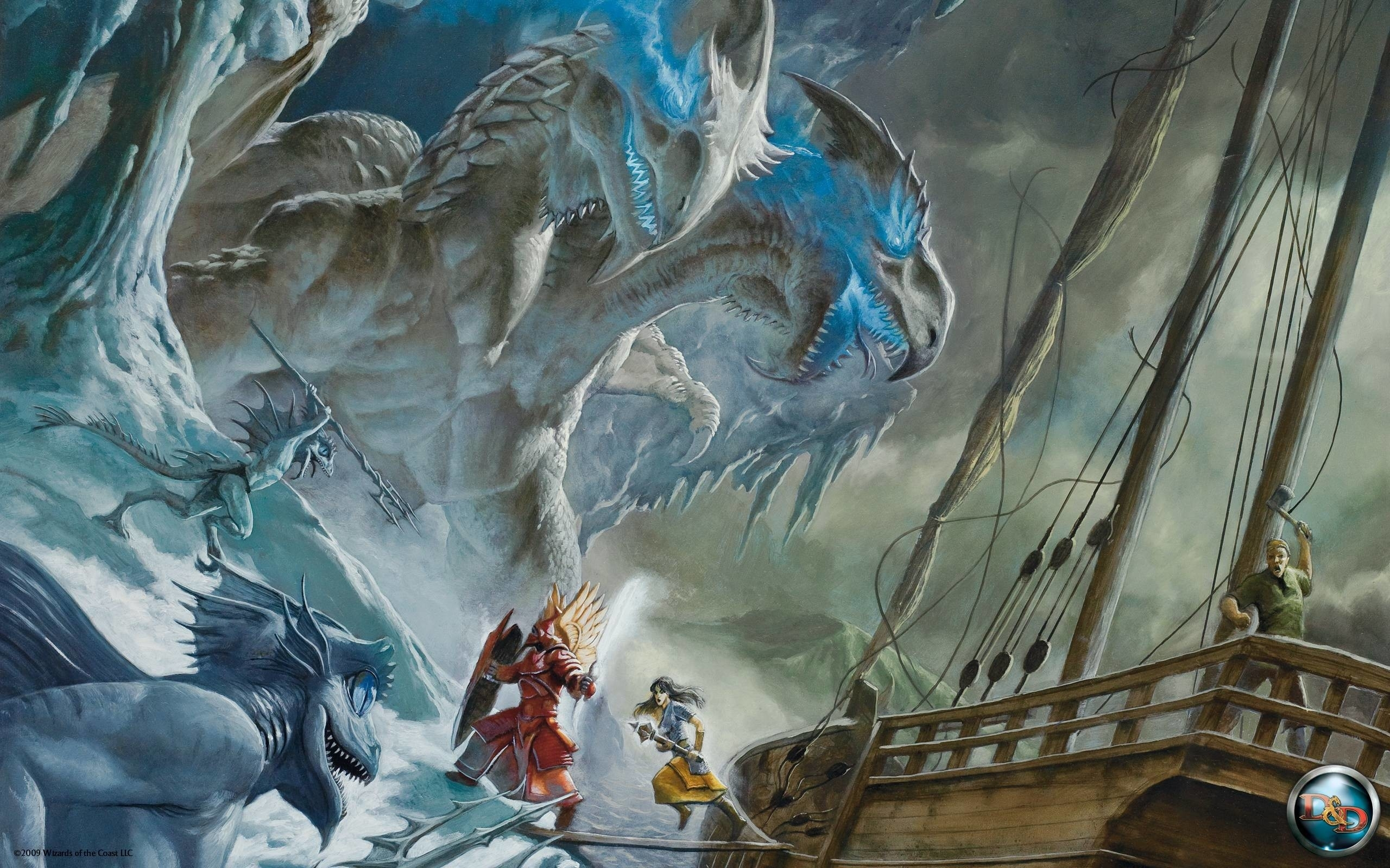 dungeons and dragons wallpaper (80+ images)