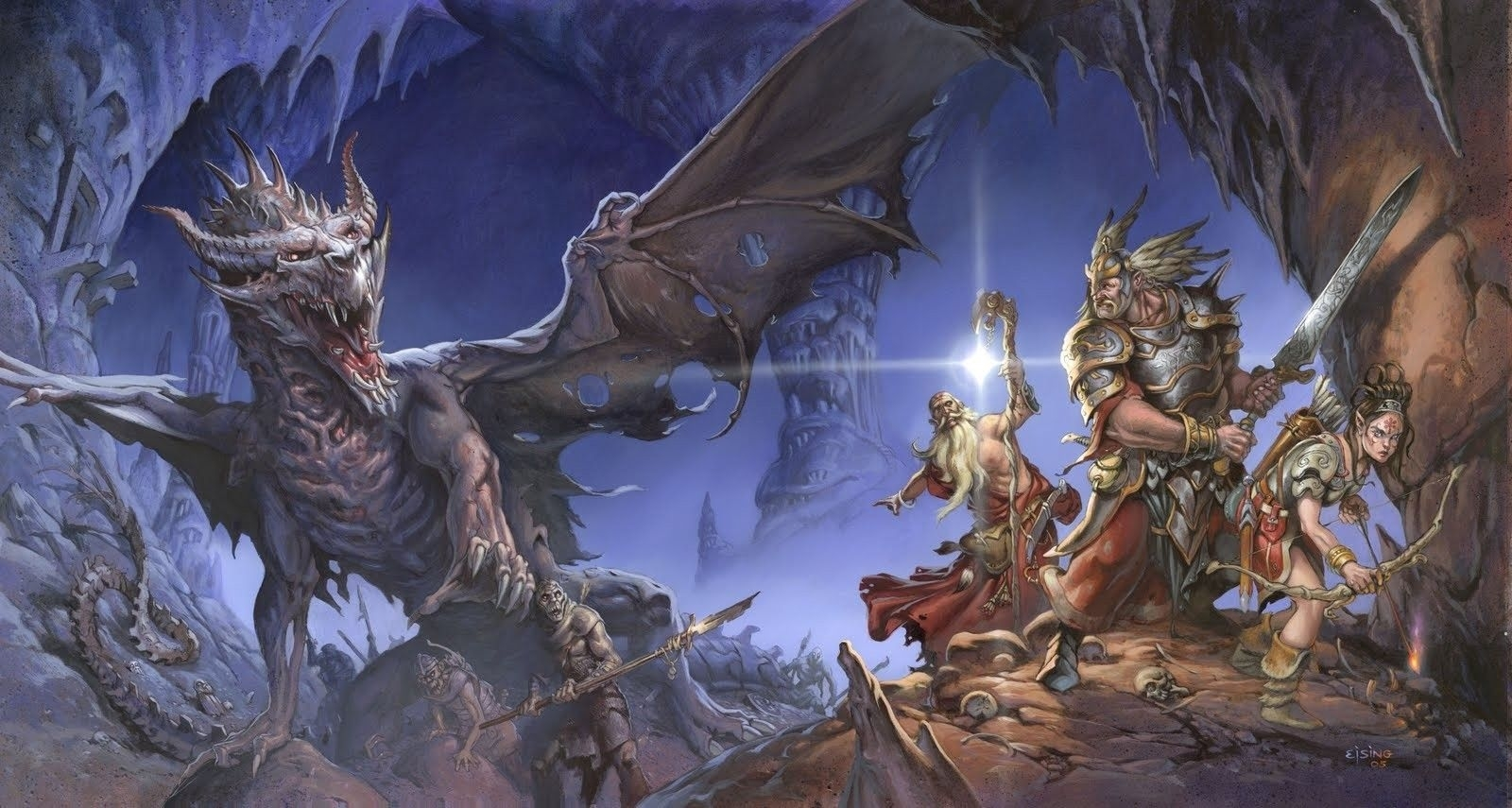 dungeons and dragons wallpapers group (73)