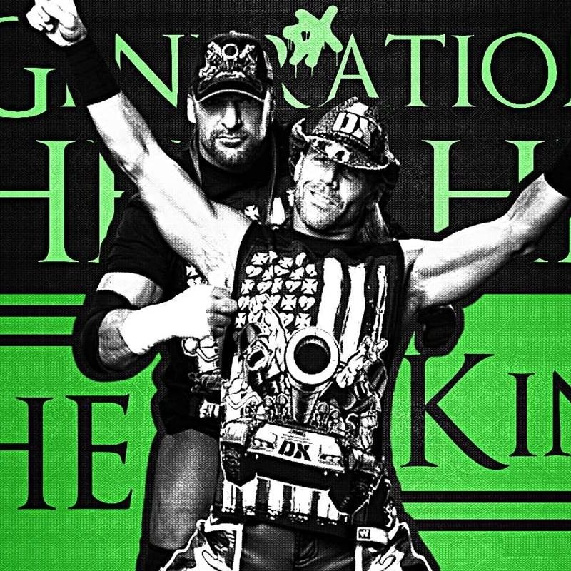 10 New And Most Recent Wwe D Generation X Wallpapers For Desktop With FULL HD 1080p 1920 1080 FREE DOWNLOAD