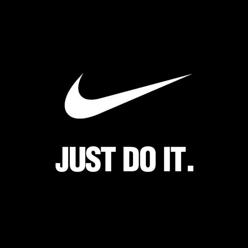 10 Most Popular Just Do It Iphone Wallpaper FULL HD 1920×1080 For PC Desktop 2018 free download e28691e28691tap and get the free app logo nike brand just do it motivation 800x800