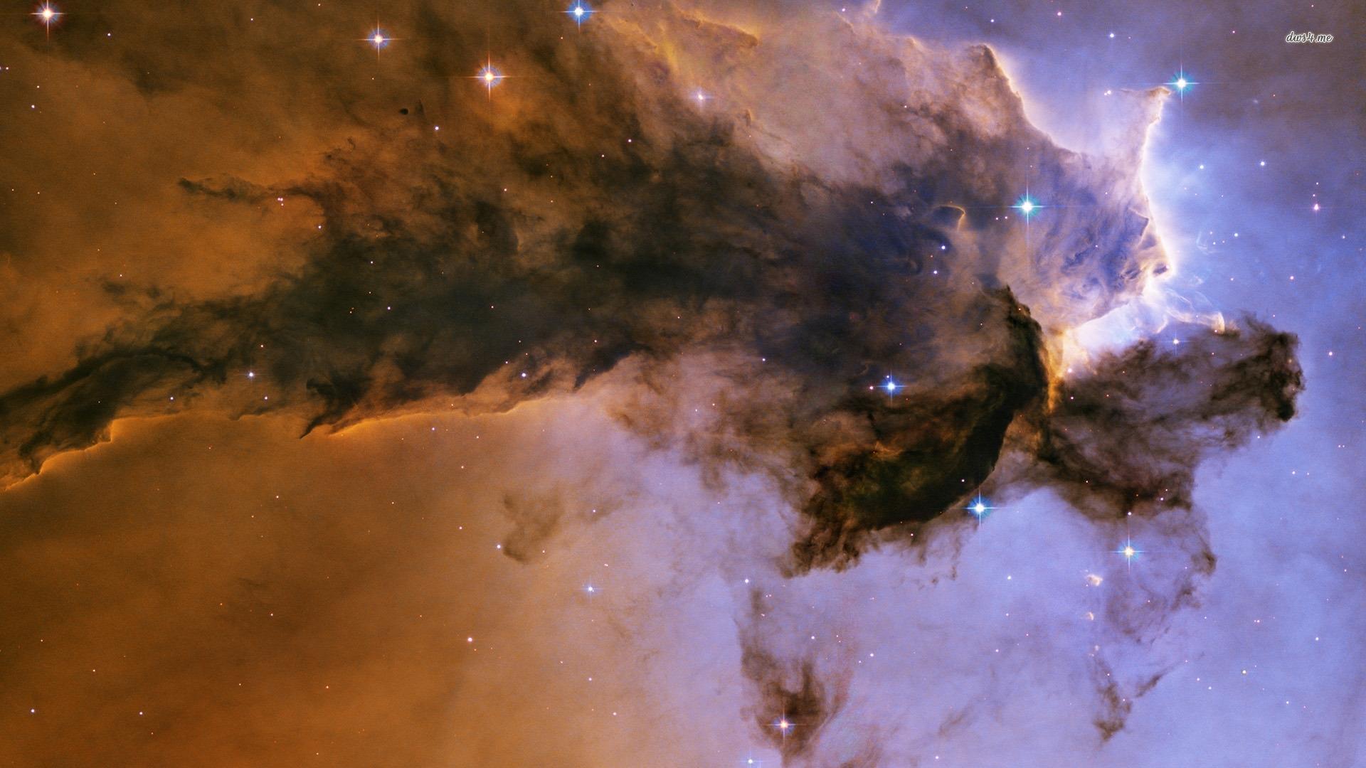 eagle nebula widescreen desktop wallpaper 1398 - amazing wallpaperz
