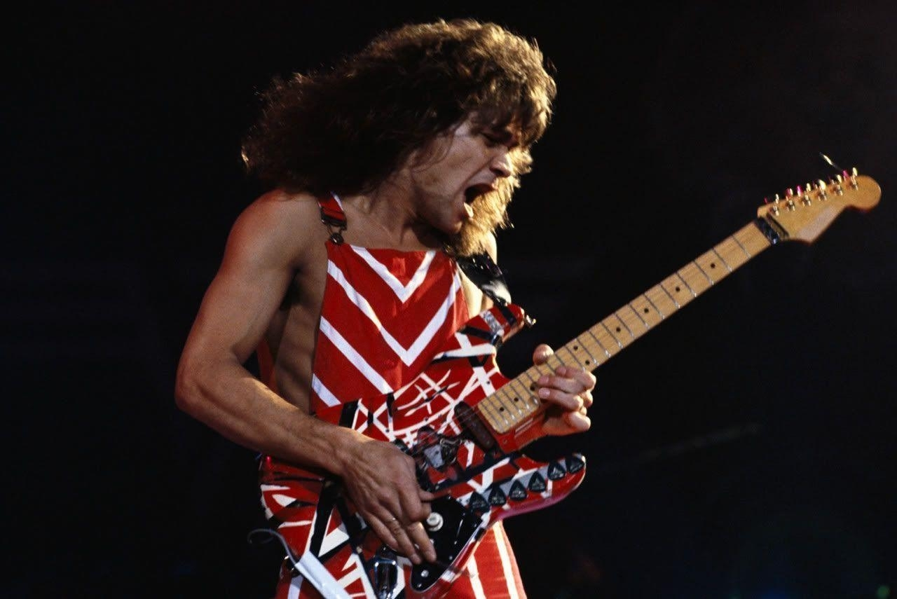 eddie van halen wallpapers - wallpaper cave