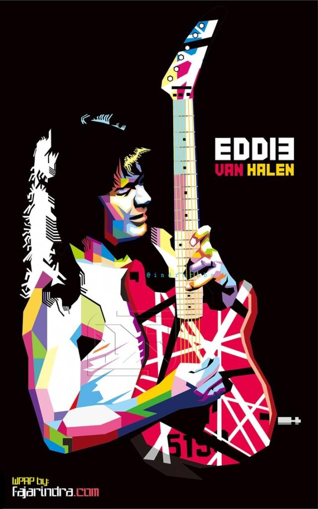 10 Most Popular Eddie Van Halen Wallpaper FULL HD 1080p For PC Background 2020 free download eddie van halen wpapindrorobo on deviantart 641x1024