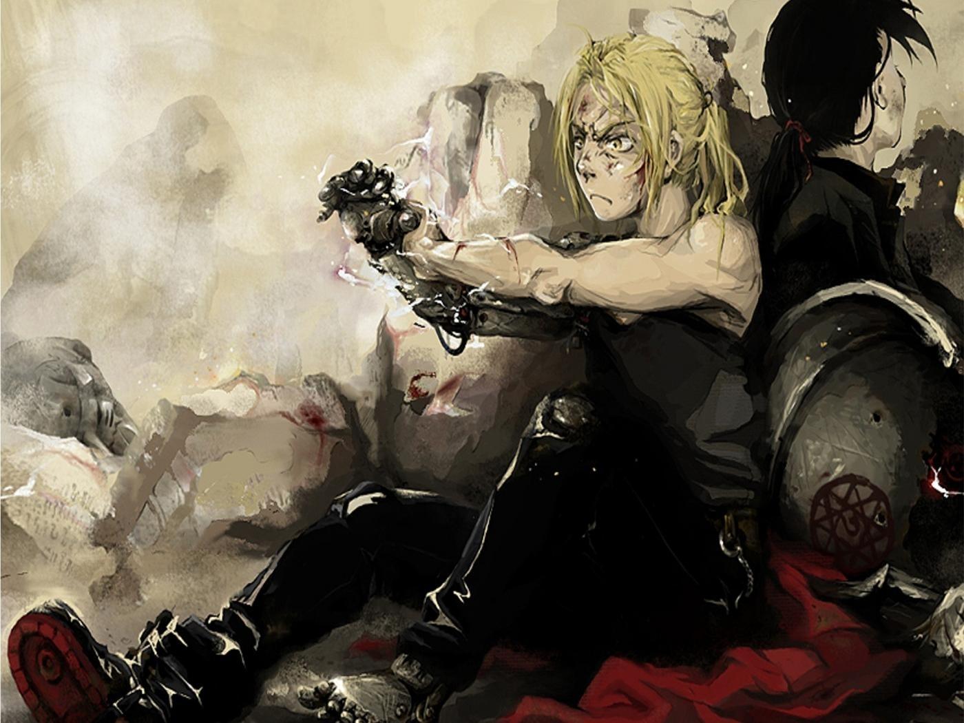 edward elric in hd wallpaper | anime - full metal alchemist