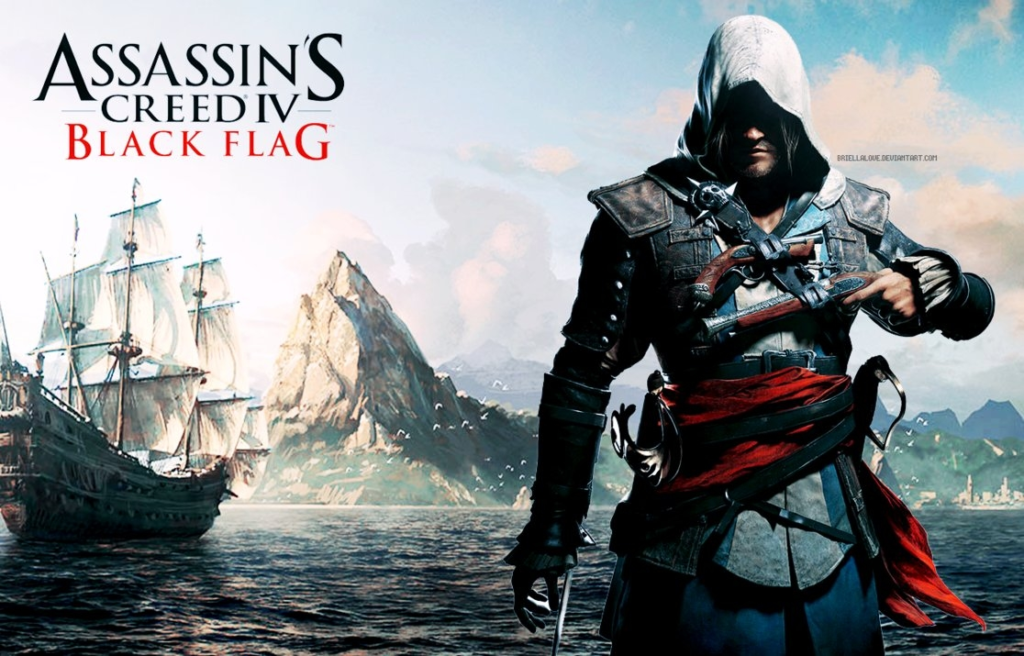 10 Top Ac Black Flag Wallpapers FULL HD 1080p For PC Background 2018 free download edward kenway ac iv black flag wallpaperbriellalove on deviantart 1024x656