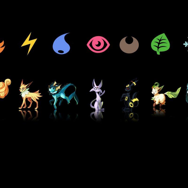10 Top Pokemon Eevee Evolutions Wallpaper FULL HD 1920×1080 For PC Background 2020 free download eevee evolutions wallpaper 800x800