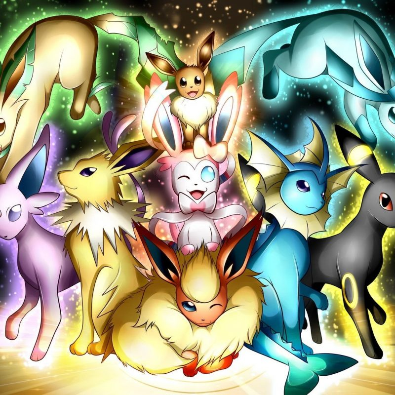 10 Most Popular Cute Eevee Evolutions Wallpaper FULL HD 1920×1080 For PC Desktop 2018 free download eeveelutionsbysmudgeandfrank deviantartondeviantart cute 800x800