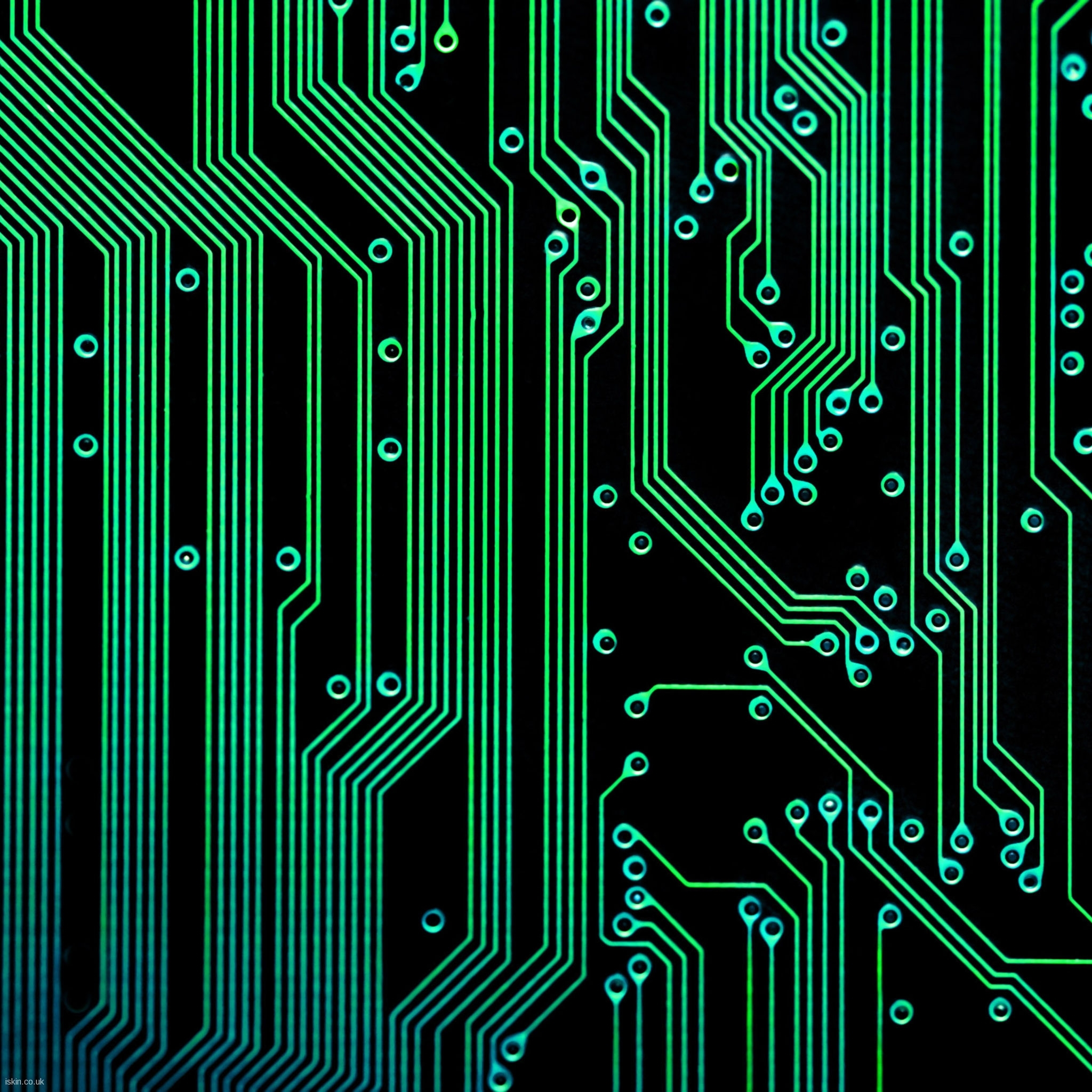 electronic circuits desktop wallpaper | iskin.co.uk | computer