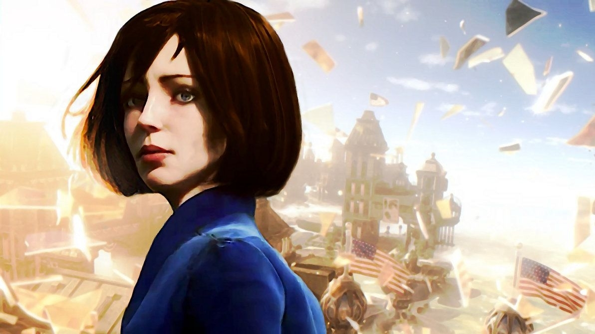 elizabeth bioshock wallpapers | bioshock | pinterest | bioshock and