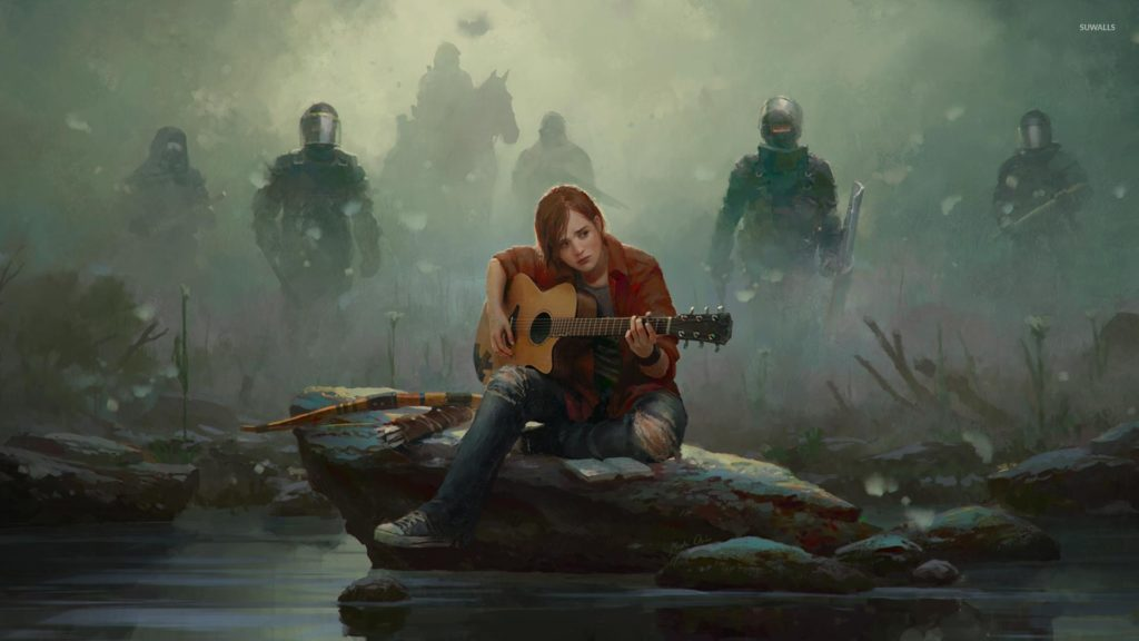 10 Most Popular The Last Of Us Desktop Wallpaper FULL HD 1080p For PC Background 2018 free download ellie the last of us wallpaper game wallpapers 30626 1024x576