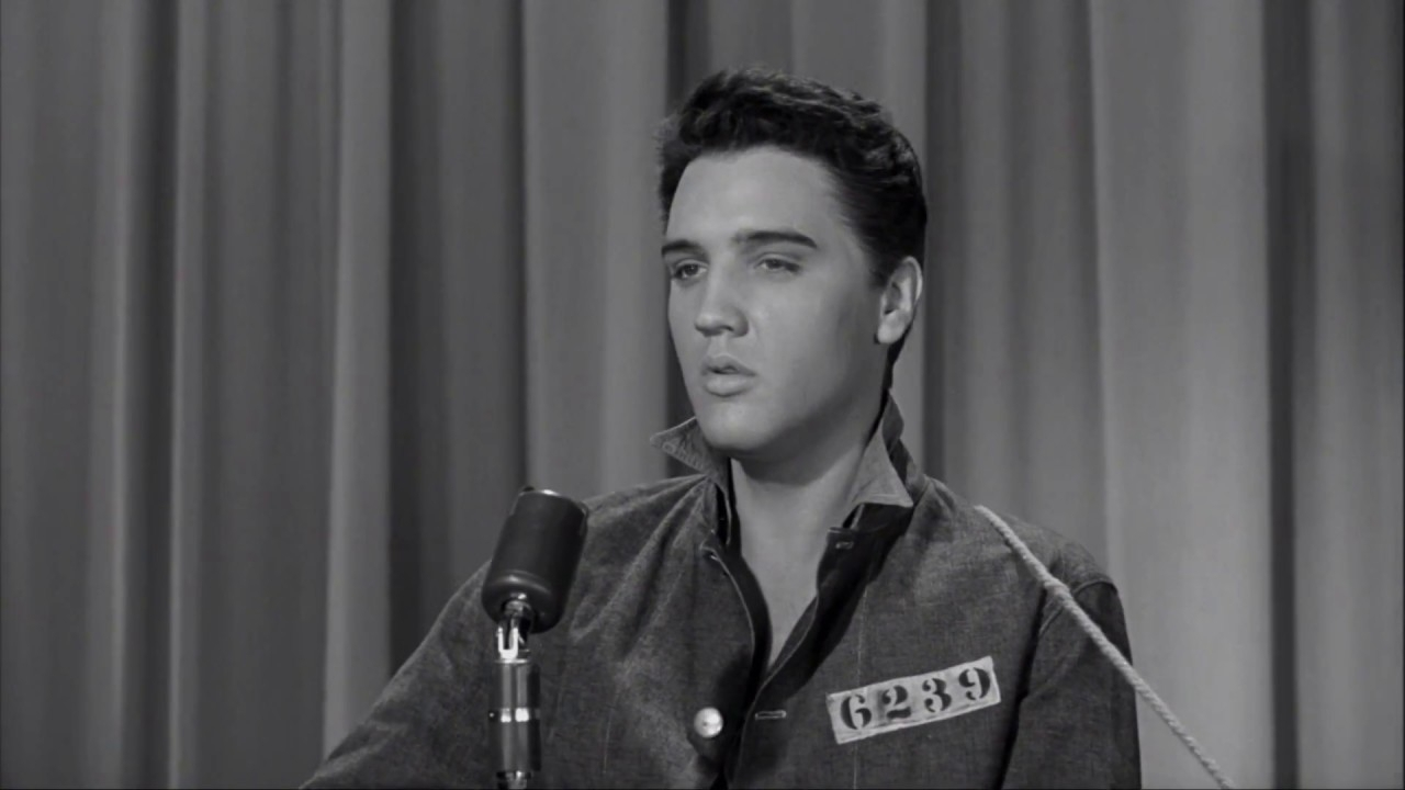 elvis presley - i want to be free - youtube