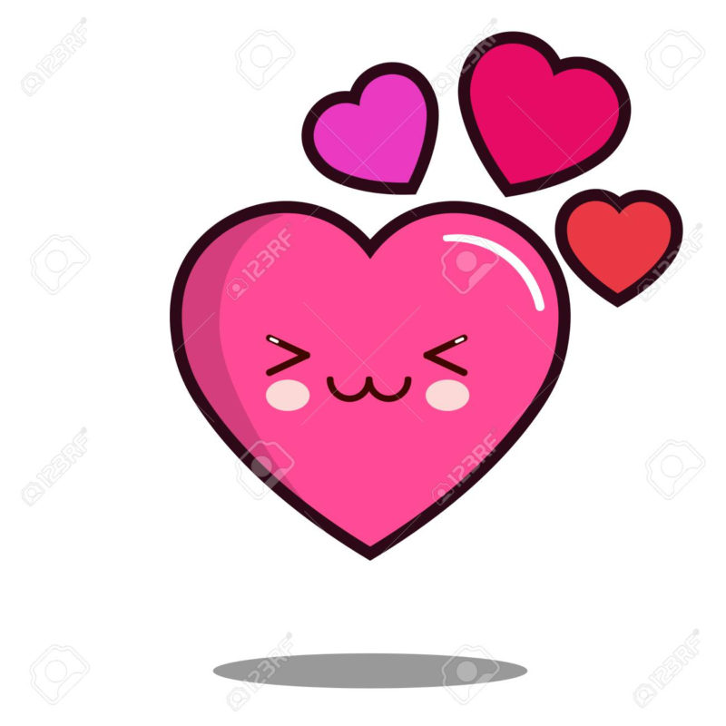 10 Best Cute Love Heart Pictures FULL HD 1920×1080 For PC Background 2020 free download emoticon cute love heart cartoon character icon kawaii flat design 800x800
