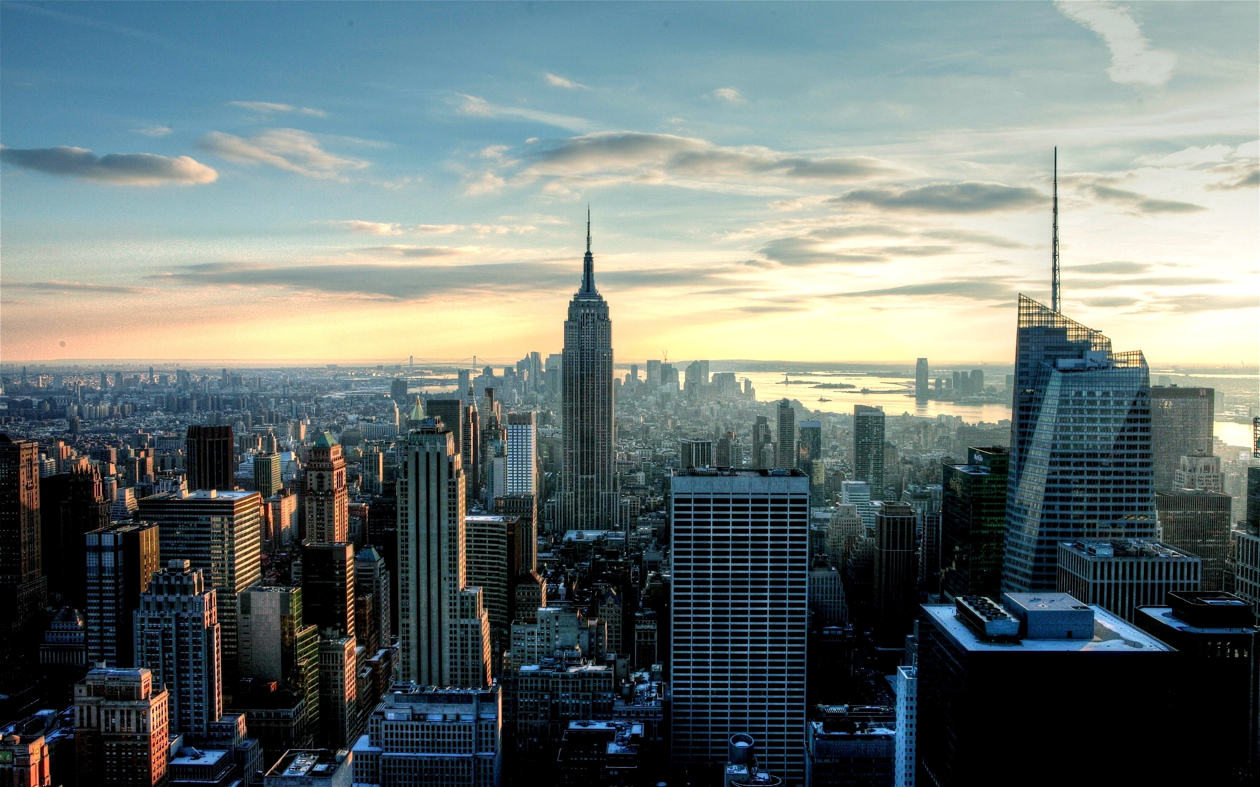 empire state city wallpapers | wallpapers hd