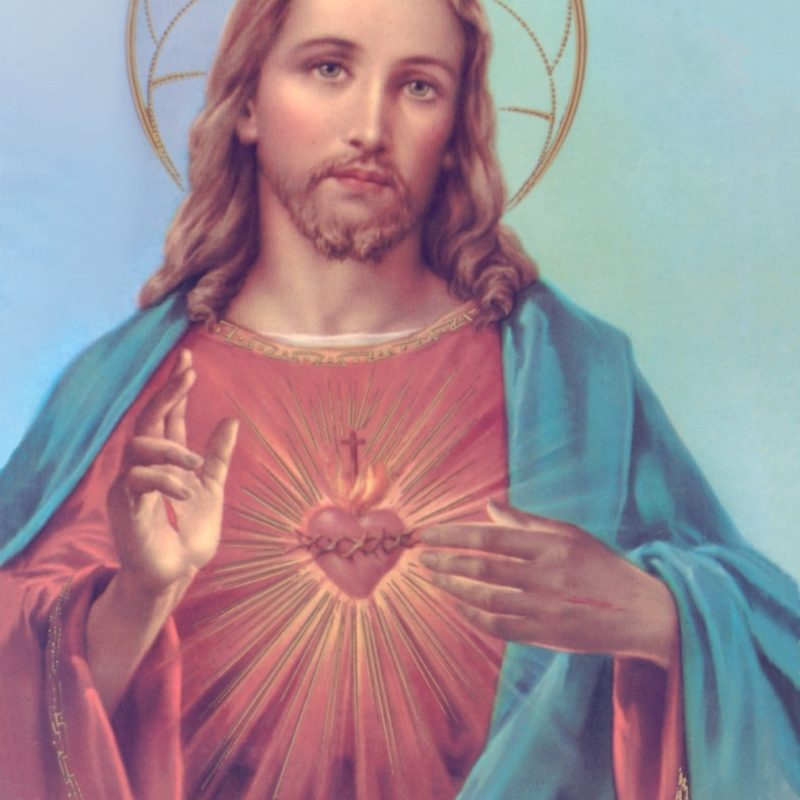 10 New Jesus Sacred Heart Images FULL HD 1080p For PC Background 2021 free download enthronement of the sacred heart 1 800x800