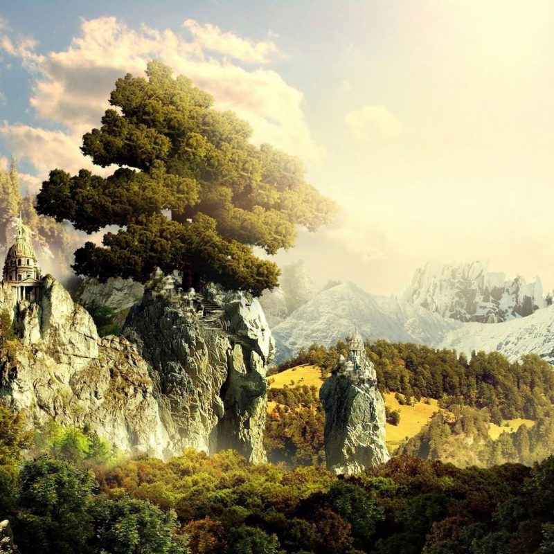 10 Most Popular Hd Wallpaper Fantasy Landscape FULL HD 1920×1080 For PC Background 2018 free download epic fantasy landscape wallpaper wallpaper studio 10 tens of 800x800