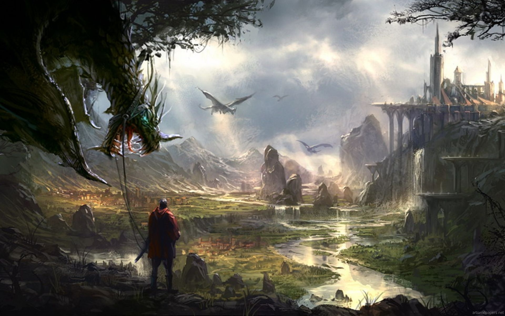 epic fantasy pictures » extra wallpaper 1080p