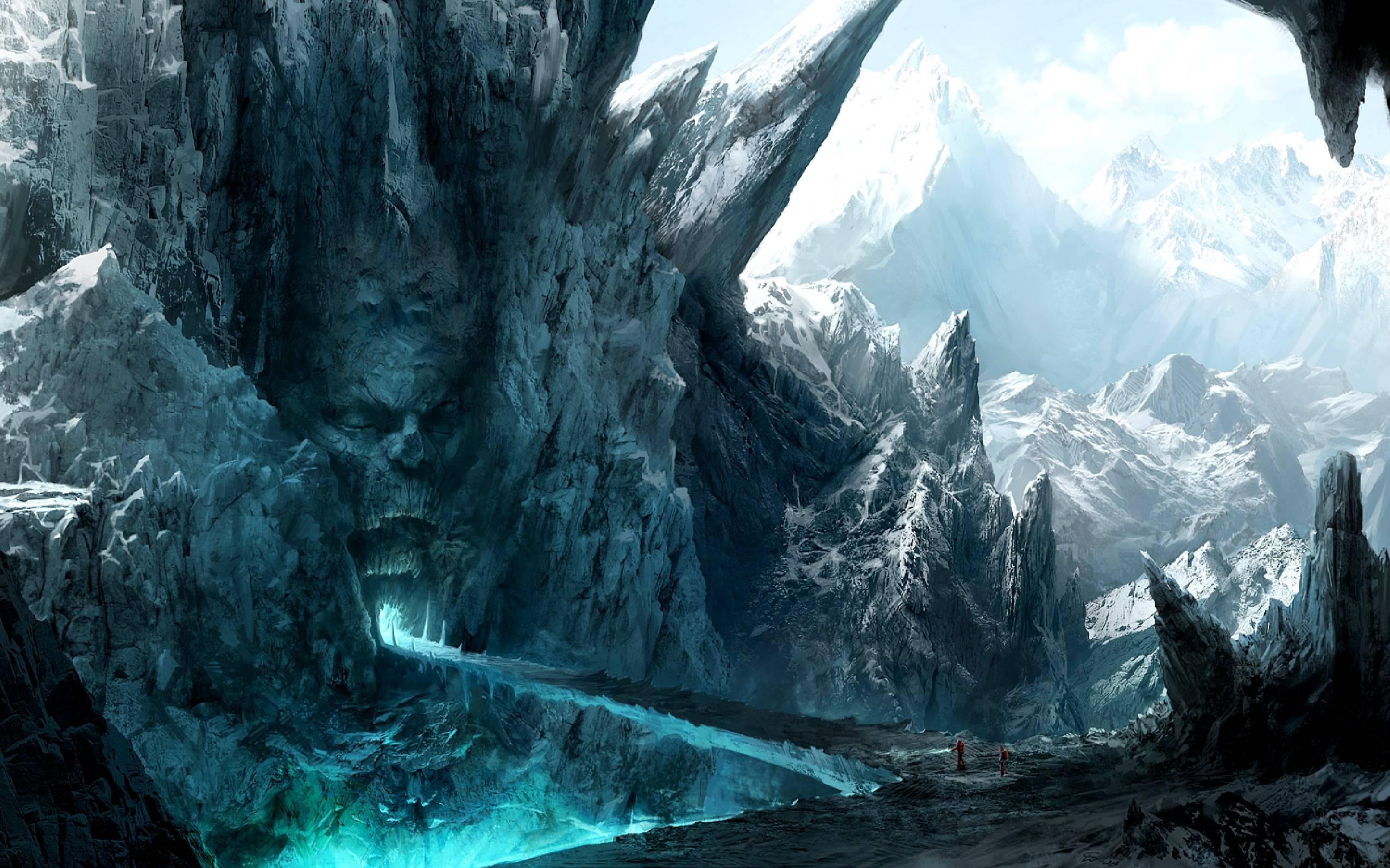 epic fantasy wallpaper dark widescreen free download > subwallpaper
