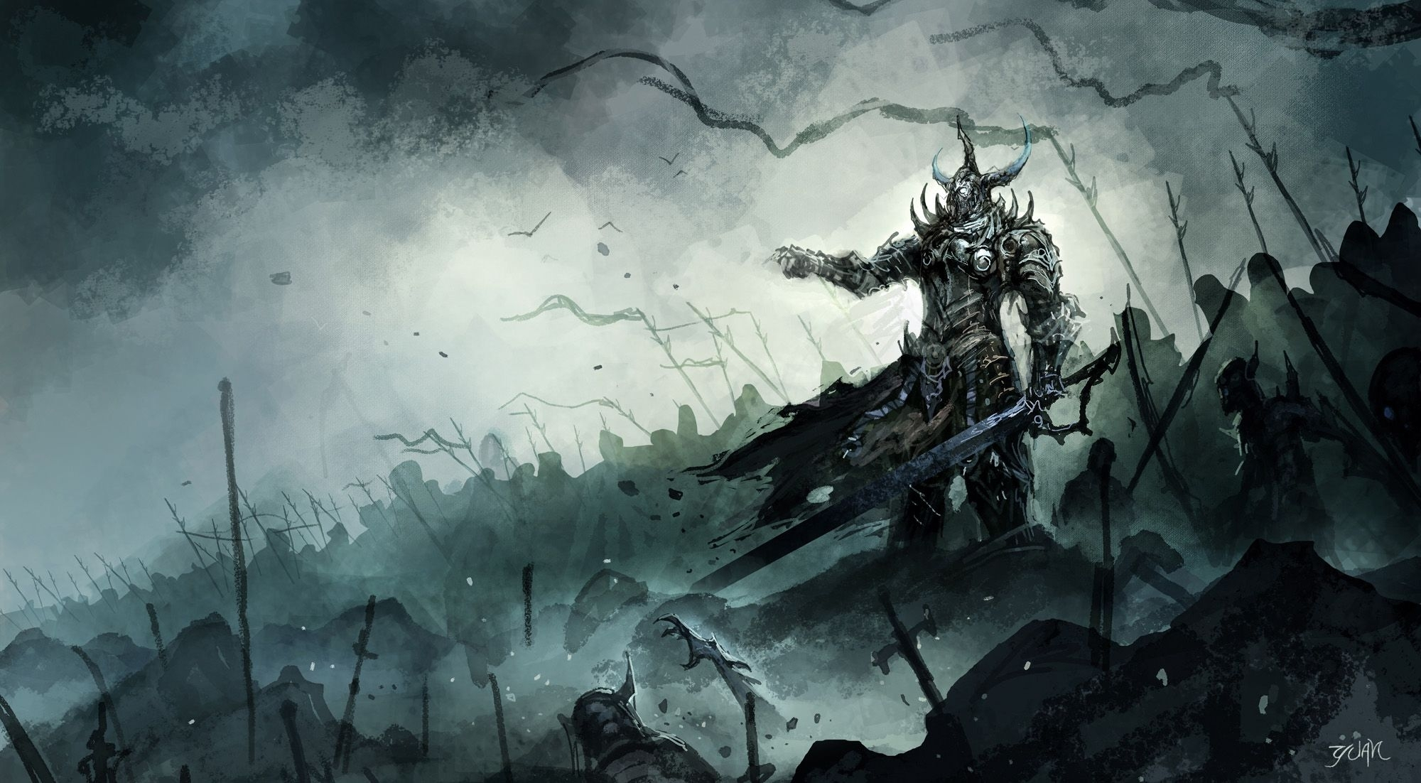 epic fantasy wallpapers dark hd free download > subwallpaper