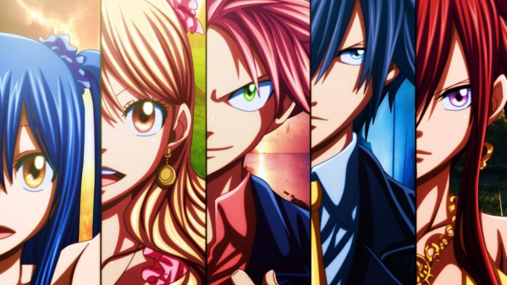 10 Best Fairy Tail Wallpaper 1920X1080 FULL HD 1080p For PC Desktop 2021 free download erzascarletxx images fairy tail wallpaper fairy tail wallpaper hd 1 1024x576