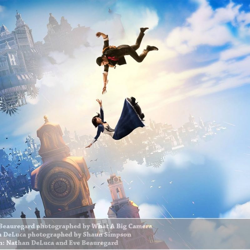 10 Best Bioshock Infinite Wallpaper Falling FULL HD 1920×1080 For PC Background 2018 free download eve beauregard as elizabeth bioshock cosplay pinterest 800x800