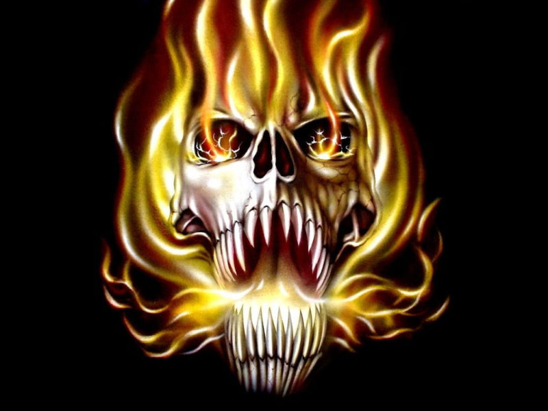 10 New Fire Skull Wallpapers FULL HD 1920×1080 For PC Desktop 2020 free download evil fire skull wallpapers top free evil fire skull backgrounds 800x600