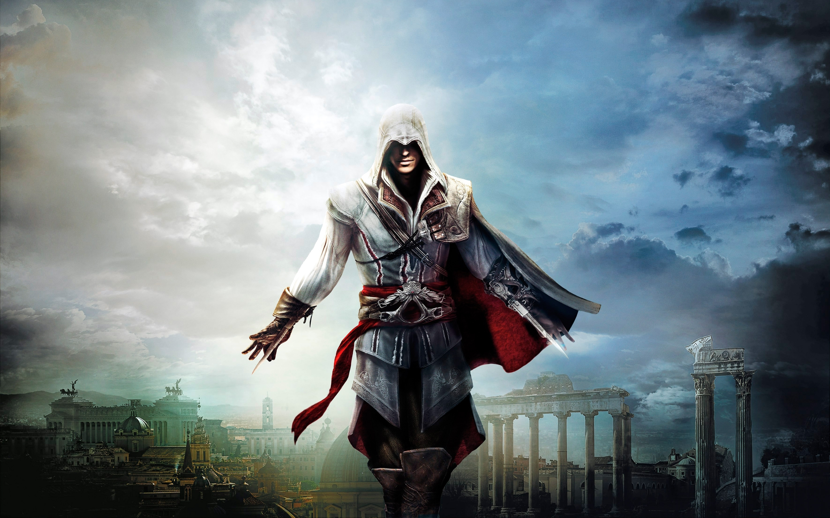 ezio assassins creed the ezio collection 4k wallpapers | hd
