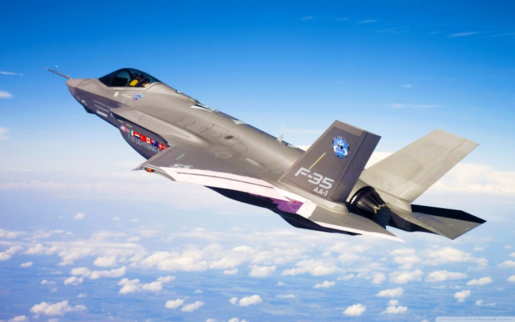 10 Best F 35 Wallpaper Hd FULL HD 1080p For PC Desktop 2018 free download f 35 lightning ii joint strike e29da4 4k hd desktop wallpaper for 4k 1024x640