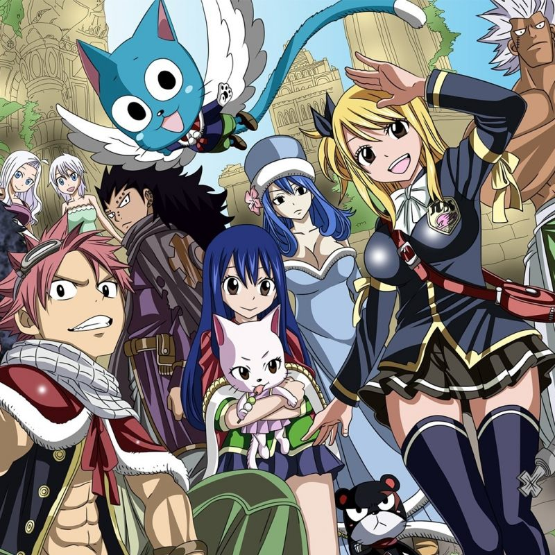 10 Most Popular Fairy Tail 1920X1080 Wallpaper FULL HD 1920×1080 For PC Background 2018 free download fairy tail full hd fond decran and arriere plan 1920x1080 id638492 800x800